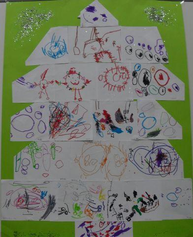 C p luis solana blog archive concurso de - Mural navidad infantil ...